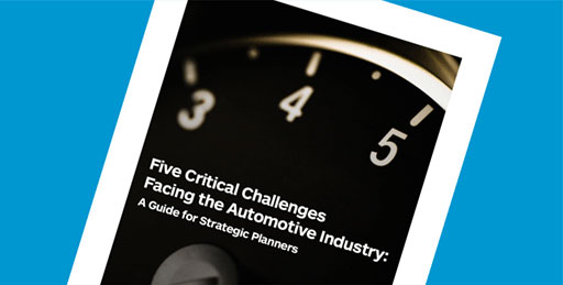 Five Critical Challenges